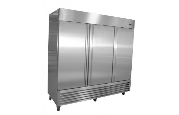 Three  Door Reach-in Freezer