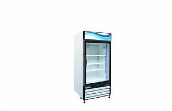 Single Door Merchandiser Freezer