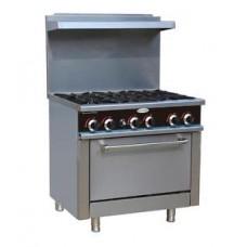 6 burner ranges - 6 Burner Gas Range
